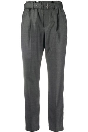 Brunello Cucinelli Belted waist trousers