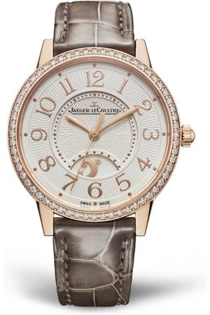 Jaeger-LeCoultre Rose Gold and Diamond Rendez-Vous Night & Day Watch 34mm