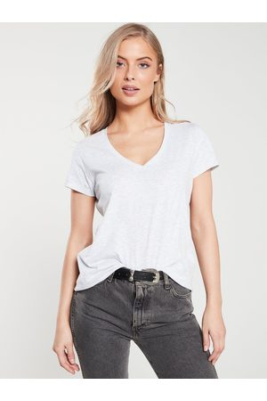 Very Women Short Sleeve - The Basic V Neck T-Shirt