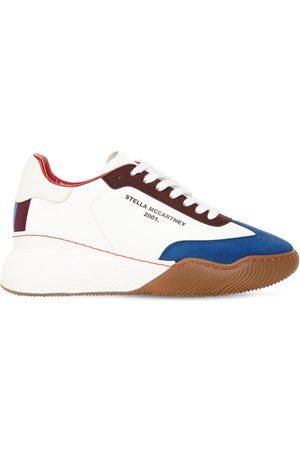 Stella McCartney 30mm Loop Sporty Faux Leather Sneakers