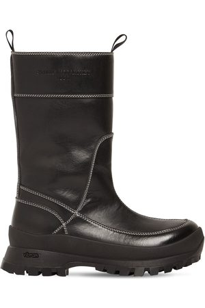 Stella McCartney 30mm In The Rain Faux Leather Boots