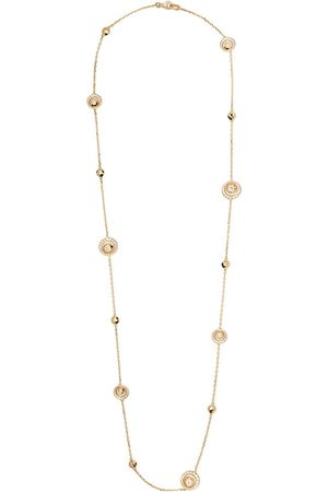David Morris 18kt rose diamond Rose Cut Forever Sautoir necklace