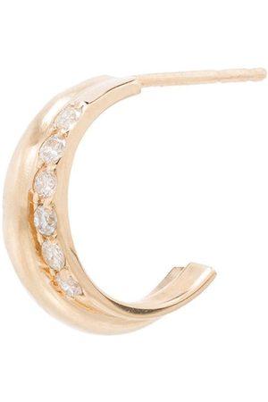 LOREN STEWART 14kt diamond earring