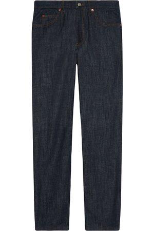 Gucci Five-pocket straight-leg jeans