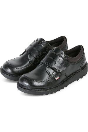 Kickers Boys Kick Scuff Low Strap Shoe