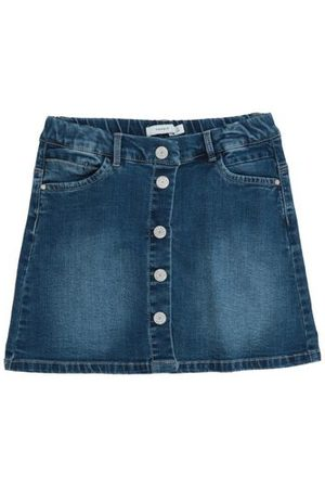 Name it Girls Denim Skirts - DENIM - Denim skirts