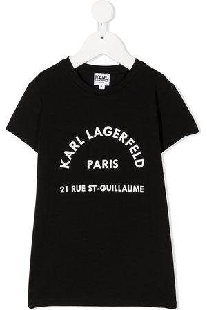 Karl Lagerfeld Logo print T-shirt