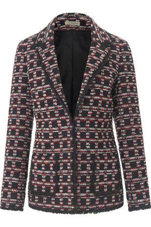 Uta Raasch Blazer in woven bouclé multicoloured size: 10