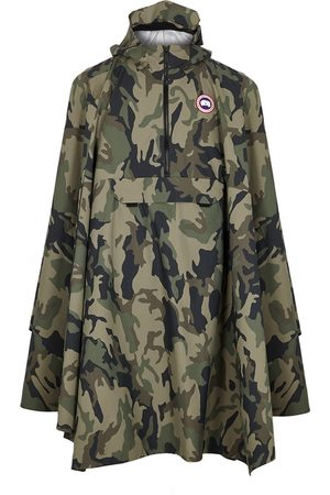 Canada Goose Field Camouflage Shell Poncho