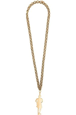 Yves Saint Laurent 2010 Défilé pendant necklace