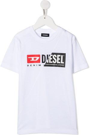Diesel Logo print short-sleeve T-shirt