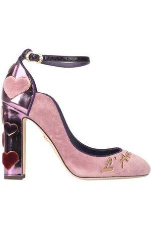 Dolce & Gabbana FOOTWEAR - Courts