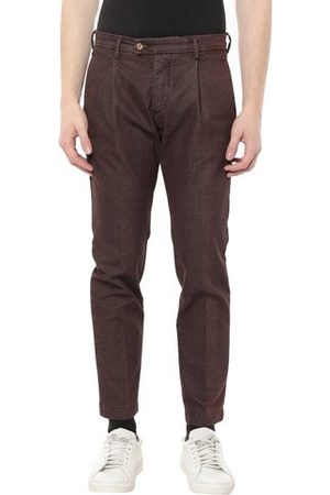 GABARDINE TROUSERS - Casual trousers