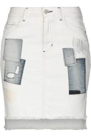 Guess Women Denim Skirts - DENIM - Denim skirts