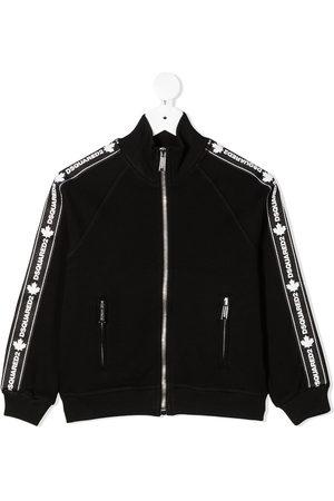 Dsquared2 Logo bomber jacket