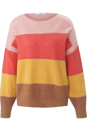 Peter Hahn Women Jumpers - Jumper long sleeves multicoloured size: 10