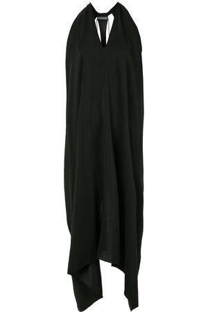 ISAAC SELLAM EXPERIENCE Indecente draped asymmetric dress