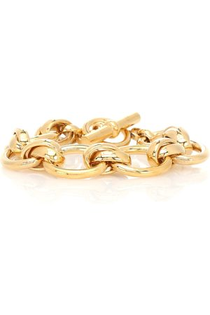 Tilly Sveaas 18kt -plated chain bracelet