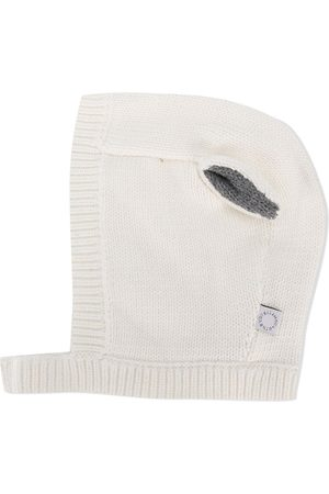 Stella McCartney Kids Hats - Knitted sheep-style hat