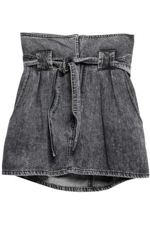 (+) people DENIM - Denim skirts