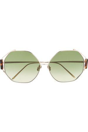 Linda Farrow Women Sunglasses - Marie oversized-frame sunglasses