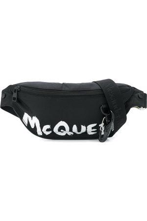 Alexander McQueen Painted belt bag