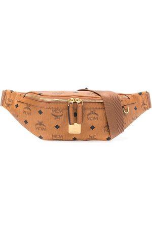 MCM Belts - Fursten Visetos-print belt bag