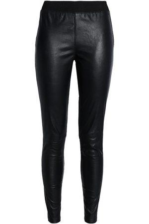Muubaa Woman Cowley Stretch-leather Leggings Size 8
