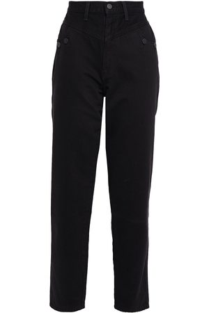 J Brand Woman High-rise Tapered Jeans Size 23