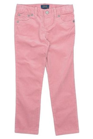 Ralph Lauren Girls Trousers - TROUSERS - Casual trousers