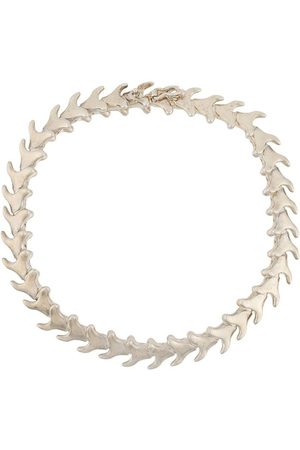 SHAUN LEANE Serpent Trace slim bracelet