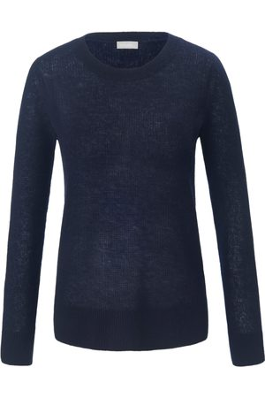 include Women Jumpers - Round neck jumper long sleeves size: 10
