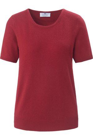 Peter Hahn Women Short Sleeve - Round neck jumper short sleeves size: 10