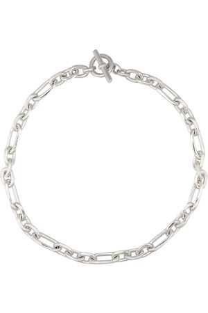 Tilly Sveaas Women Necklaces - Sterling -plated watch chain necklace