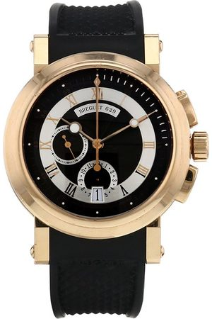 Breguet 2010 pre-owned Marine 42mm - Two-tone