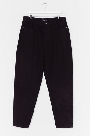 NASTY GAL Womens We'll Ask Mom High-Waisted Jeans - - 22