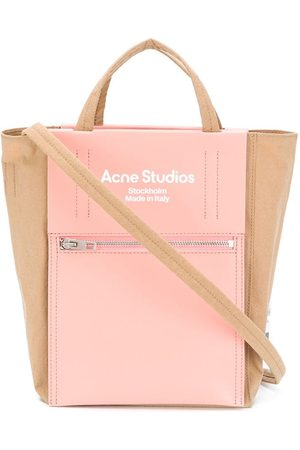 Acne Studios Logo-print tote bag