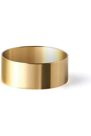 SHIHARA Plate Ring 7.5 - Metallic