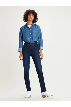 Levi's 721™ High Waisted Skinny Jeans - Dark Indigo / Bogota Feels