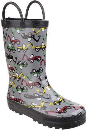 Cotswold Outdoor Boys Digger Wellington Boots