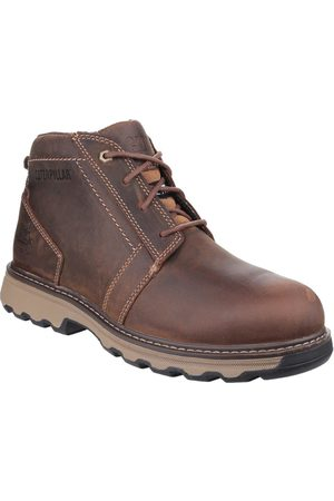 Caterpillar Parker Leather Safety Boots