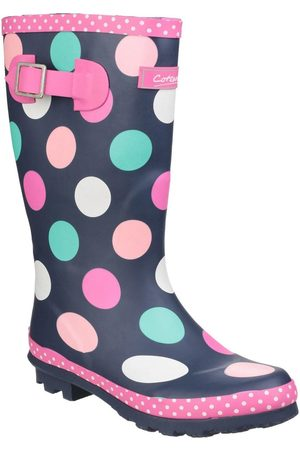 Cotswold Outdoor Girls Spotty Wellington Boots