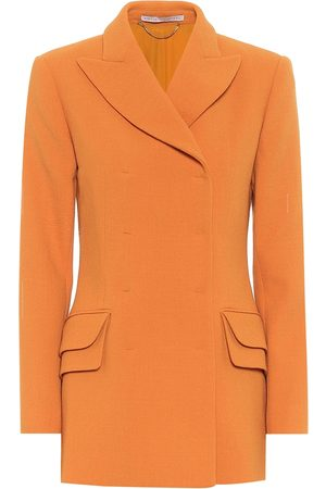 EMILIA WICKSTEAD Brenton wool blazer