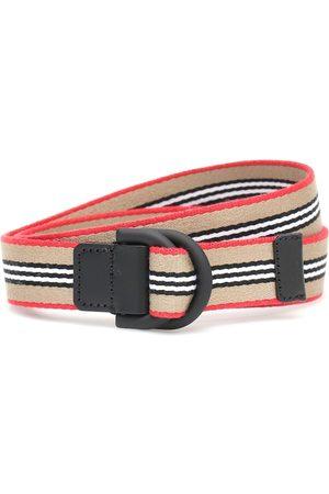 Burberry Double D-ring belt