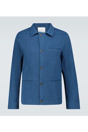 King and Tuckfield Cotton work overshirt