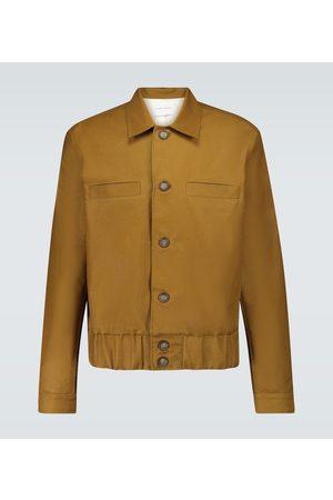 King and Tuckfield Harrington jacket