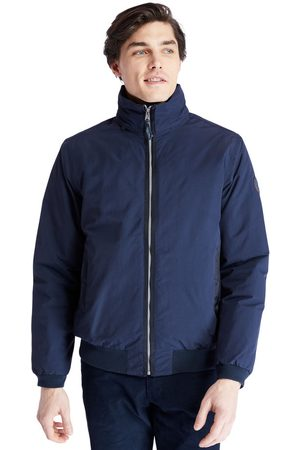 Timberland Men Summer Jackets - Mt lafayette bomber jacket for men in navy navy, size 3xl