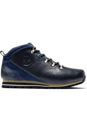 Timberland Men Outdoor Shoes - Bartlett ridge mid hiker for men in navy navy, size 7