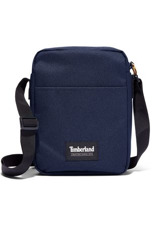 Timberland Crofton small items bag in navy navy unisex, size one