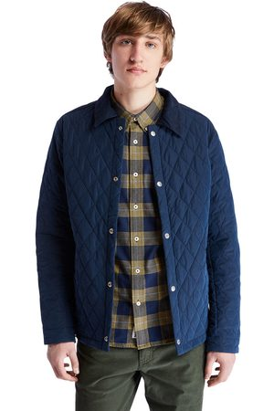 Timberland Mount crawford overshirt for men in navy navy, size 3xl